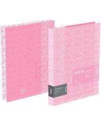 """Папка с пружинным скоросшивателем """"Starlight S"""", А4, 17 мм, 600 мкм, розовая"""