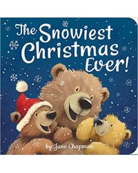 The Snowiest Christmas Ever! Board book