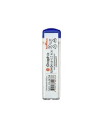 """Грифели для механических карандашей """"Graphix"""", 20 штук, НВ, 0,7 мм"""