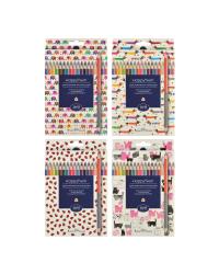 """Карандаши цветные """"Twincolor happy"""", 36 цветов"""
