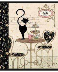 """Тетрадь общая """"Багарт - черная кошка 2"""", А5, 96 листов, клетка"""