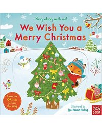 Sing Along With Me! We Wish You a Merry Christmas. Board book