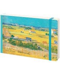 """Скетчбук - альбом для рисования """"Van Gogh"""", А5, 80 листов"""