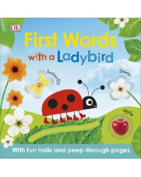 First Words with a Ladybird. Board Book