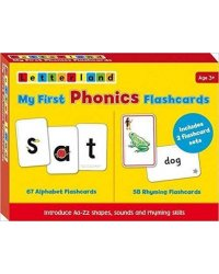 My First Phonics Flashcards by Lyn Wendon (