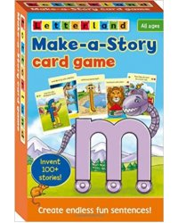 Make-a-Story Card Game. Diary