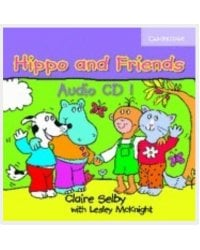Audio CD. Hippo and Friends 1