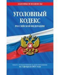 Уголовный кодекс Российской Федерации. Текст с изменениями и дополнениями на 1 февраля 2021 года