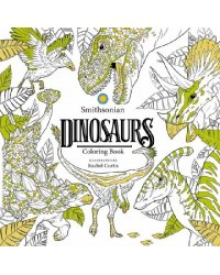 Dinosaurs. A Smithsonian Coloring Book