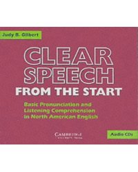 Audio CD. Clear Speech from Start (количество CD дисков: 3)