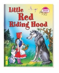 3 уровень. Красная Шапочка. Little Red Riding Hood (на английском языке)