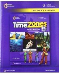 Time Zones 4. Teacher's Book