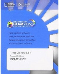 CD-ROM. Time Zones 3 & 4. Assessment with ExamView