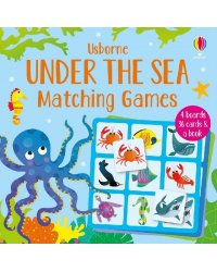 Under the Sea. Matching Games