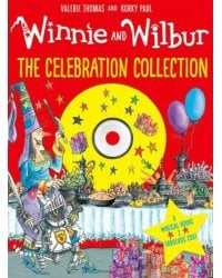 Winnie and Wilbur: the Celebration Collection (+ Audio CD)