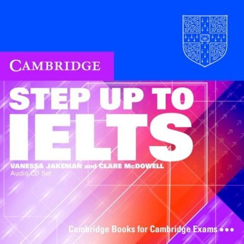 Audio CD. Step Up to IELTS