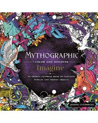Mythographic. Color and Discover. Imagine