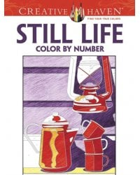 Still Life. Color by Number
