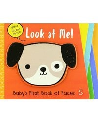 Look At Me! Baby's First Book of Faces