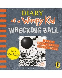 Audio CD (MP3). Diary of a Wimpy Kid. Wrecking Ball
