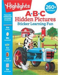 ABC Hidden Pictures. Sticker Learning Fun