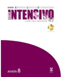 Intensivo. Libro del profesor A2 (+ Audio CD)