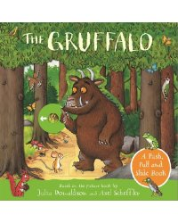 The Gruffalo. A Push, Pull and Slide Book