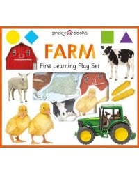 First Learning Play Set. Farm