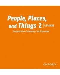 Audio CD (MP3). People, Places, and Things 2 (количество CD дисков: 2)