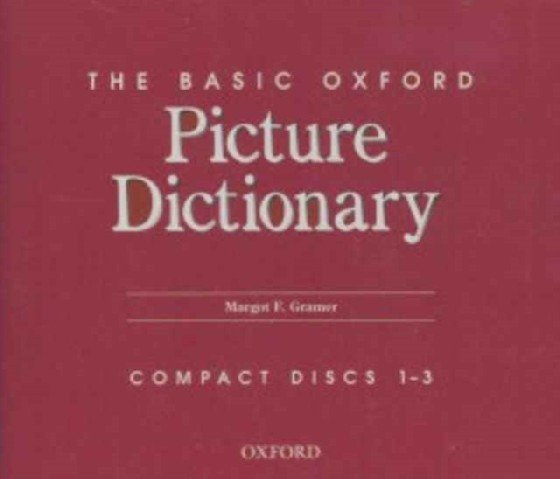 Audio CD (MP3). The Basic Oxford Picture Dictionary (количество CD дисков: 3)