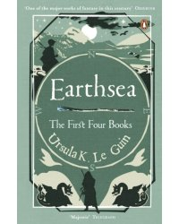 Earthsea. The First Four Books