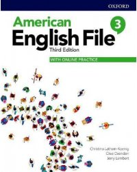 American English File. Level 3. Student Book With Online Practice