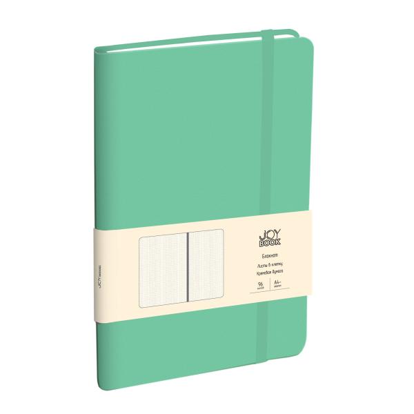 """Блокнот """"Joy Book. Мятный сорбет"""", А4-, 96 листов, клетка"""