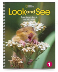 Look and See 1. Teacher's Book + ABC Poster