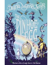 The Pinhoe Egg (Chrestomanci 7)