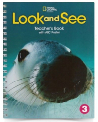 Look and See 3. Teacher's Book + ABC Poster