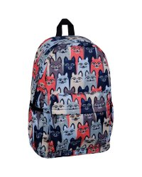 "Рюкзак ""Pattern. Cats"", 41x28x14 см"