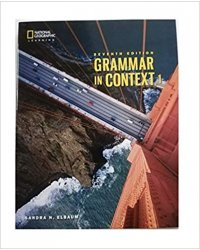 Grammar in Context. Level 1. Student's Book + Online Workbook Printed Access Code