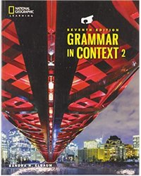 Grammar in Context. Level 2. Student's Book + Online Workbook Printed Access Code