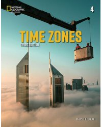 Time Zones 4. Student's Book with Online Practice
