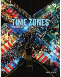 Time Zones 3. Student's Book with Online Practice