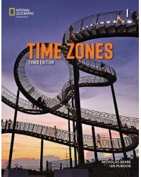 Time Zones 1. Student's Book with Online Practice