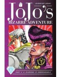 JoJo's Bizarre Adventure. Part 4. Diamond Is Unbreakable. Volume 1