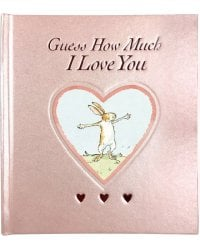 Guess How Much I Love You. Blush Gift Edition