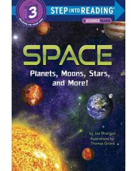 Space. Planets, Moons, Stars, and More!