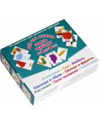 Все, что нужно знать ребенку от 1 до 3 лет. 70 карточек для развития малыша