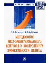 Методология риск ориентированного контроля и контроллинга эффективности бизнеса