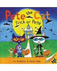 Pete the Cat. Trick or Pete