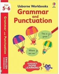 Grammar and Punctuation. Ages 5 to 6