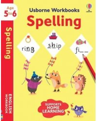 Spelling. Age 5 to 6